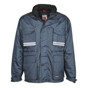 Tornado Plus Payper Parka 3 in1 con maniche staccabili interno staccabile Thumbnail
